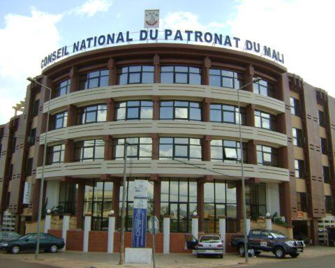 Siège du Conseil national du patronat du Mali. © Facebook/CNPM.